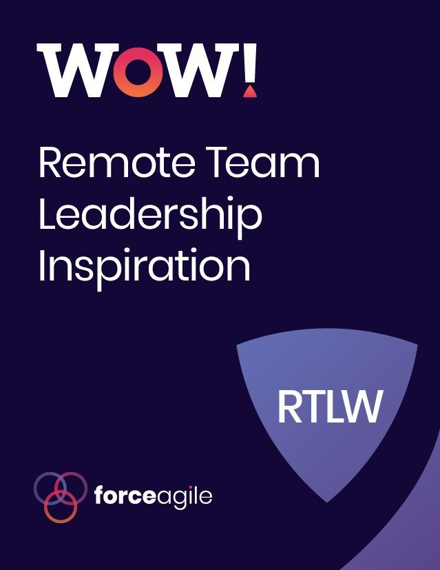 WoW! Remote - Force Agile