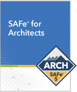 forceagile safe for architects SAFe-5-ARCH-5
