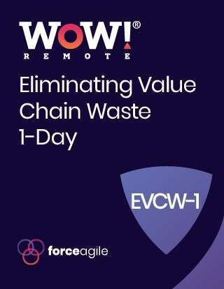 Wow Remote - Eliminating Value Chain Waste